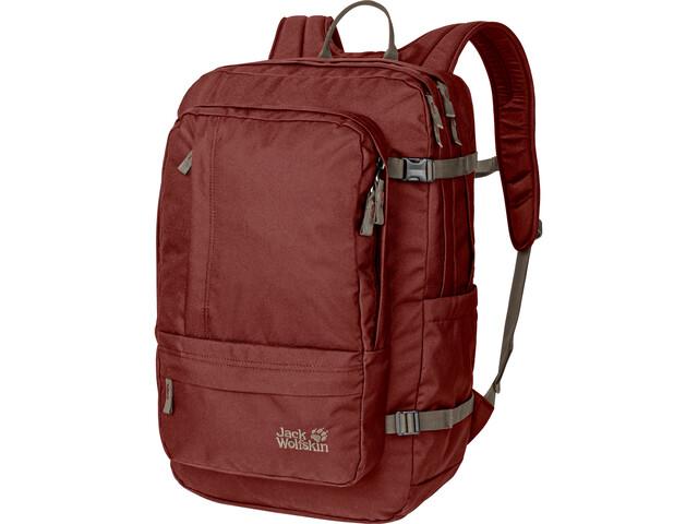 Jack Wolfskin Trooper Backpack redwood